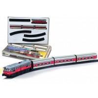 Trenulet electric Calatori Articulado - Pequetren