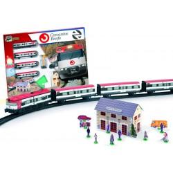 Trenulet electric - Calatori - Cercanias RENFE