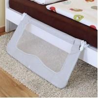 Bariera mobila de protectie pat pentru bebelusi ByMySide XL 150 cm 45020