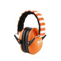 Casti antifonice pentru copii Alpine Muffy Orange ALP25675
