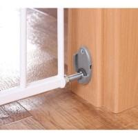 Poarta de siguranta cu montaj pe perete BASIC, Simple-Lock REER 46101