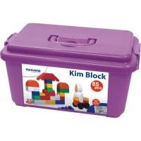 Caramizi de construit Kim Blocks 85 piese