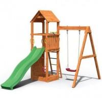 Complex joaca din lemn Fungoo FLIPPI 3190