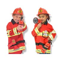 Costum carnaval copii Pompier Sef Melissa and Doug