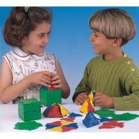 Joc constructii Conexion 54 piese Miniland