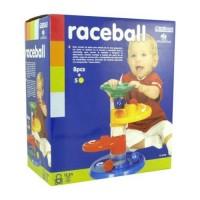 Jucarie cursa cu bile pentru bebelusi - Miniland