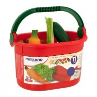 Cos cu legume Miniland