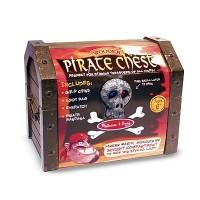 Set de joaca Melissa and Doug - Cufarul piratilor