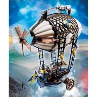 Playmobil Novelmore - Aeronava cavalerilor Novelmore
