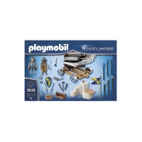 Playmobil Novelmore - Balista cavalerilor Novelmore