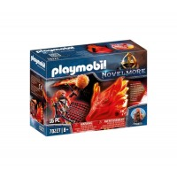 Playmobil Novelmore - Bandit Burnham si Spiritul Focului
