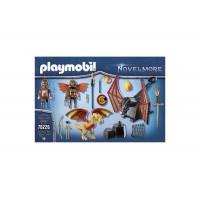 Playmobil Novelmore - Banditii Burnham si dragon