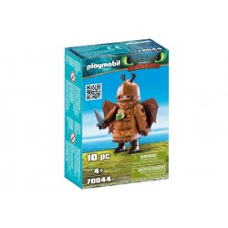 Playmobil Dragons - Fishleg in costum de zbor