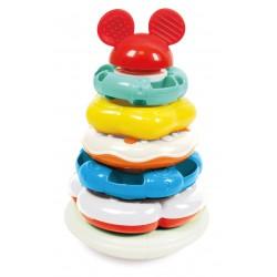 Jucarie de stivuit inele Disney Baby Clementoni