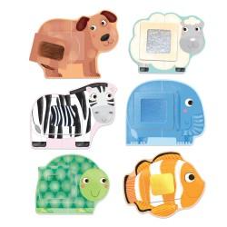 Puzzle Montessori - Animale senzoriale