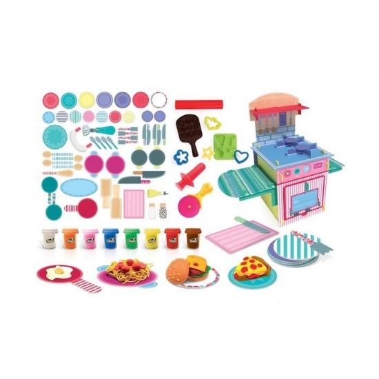 Joc Montessori - Prima mea bucatarie