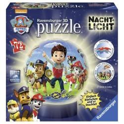 Puzzle 3D Paw Patrol - 72 piese