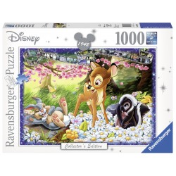 Puzzle Bambi - 1000 piese