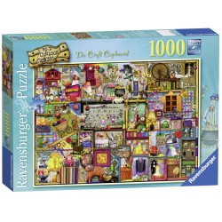 Puzzle Dulap Jucarii - 1000 piese