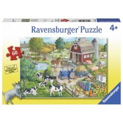 Puzzle Ferma - 60 piese
