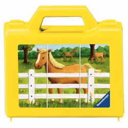Puzzle Ferma mea - 6 piese