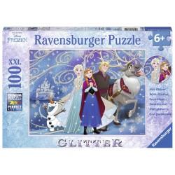 Puzzle Frozen 100 piese xxl