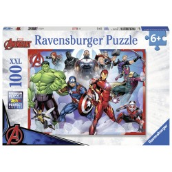 Puzzle Marvel Avengers - 100 piese