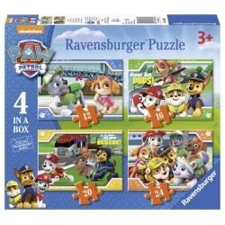 Puzzle Paw Patrol 12/16/20/24 piese