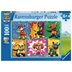 Puzzle Paw Patrol 100 piese