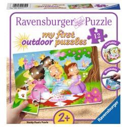 Puzzle Printese dragute - 12 piese