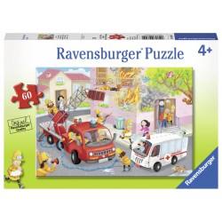 Puzzle Salvarea - 60 piese