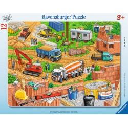 Puzzle Santier - 12 piese