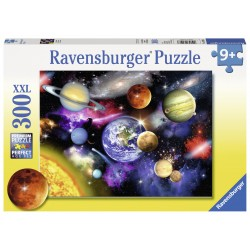 Puzzle Sistemul solar - 300 piese