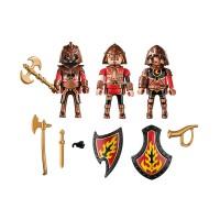 Set 3 figurine banditi Burnham Playmobil Novelmore