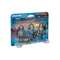 Set 3 figurine Playmobil Novelmore