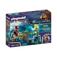 Playmobil Novelmore Violet Vale - Magicianul de plante