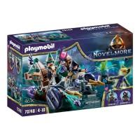 Playmobil Novelmore Violet Vale - Patrularea demonului