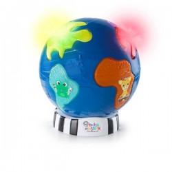 Jucarie cu lumini si suntele Discovery Globe Baby Einstein