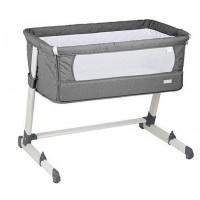 Patut co-sleeper 2 in 1 Together Grey BabyGo