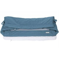Patut co-sleeper 2 in 1 Together Turquoise Blue BabyGo