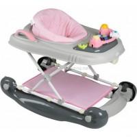 Premergator multifunctional 3 in 1 Light Pink BabyGo