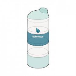 Dozator lapte praf Artic Blue Babymoov