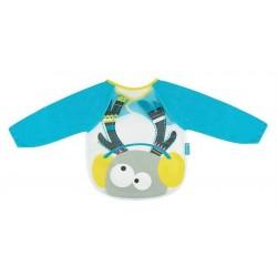 Baveta cu maneci lungi Blue Deer Badabulle