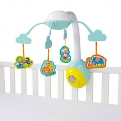 Carusel Soothing Safari 2 In 1 Mobile Bright Starts