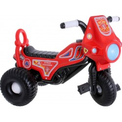 Tricicleta cu pedale Fireman