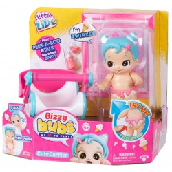 Bebelus Little Live Babies cu functii si accesorii - Swirlee