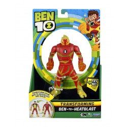 Set 10 figurine transformabile Ben 10 Deluxe  – Torta Vie