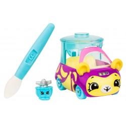 Set de joaca Cutie Cars cu masinuta care isi schimba culoarea Busy Blender