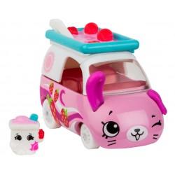 Set de joaca Cutie Cars cu masinuta care isi schimba culoarea Speed Camera