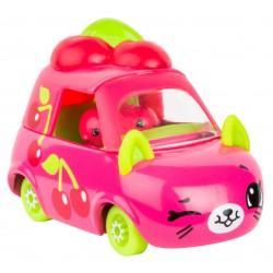 Masinuta Cutie Cars S3 cu figurina - Cherry Ride